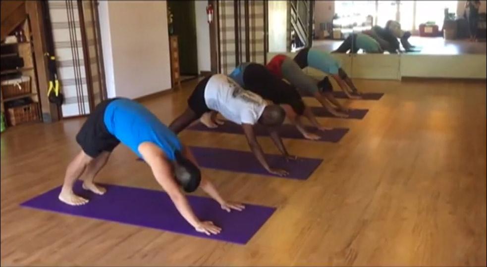 Broga Mens Yoga