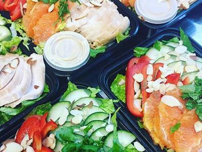 Fit Food Maui Salad