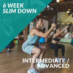 6 Week Slim Down Bootcamp