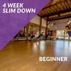 4 Week Slim Down Bootcamp