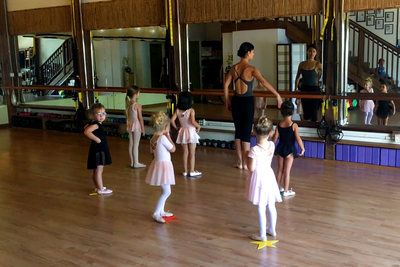 Keiki Pre-Ballet