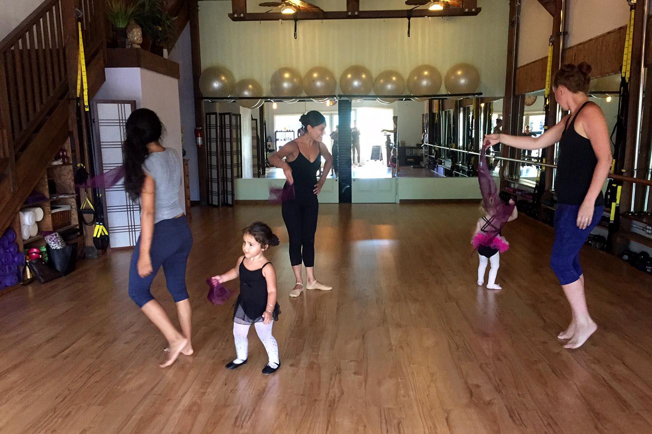 Mommy & Me Ballet