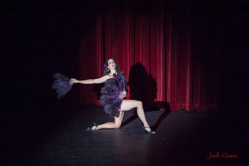 Burlesque for Beginners Series