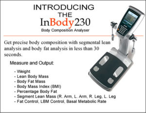 InBody230 Body Composition Analyzer