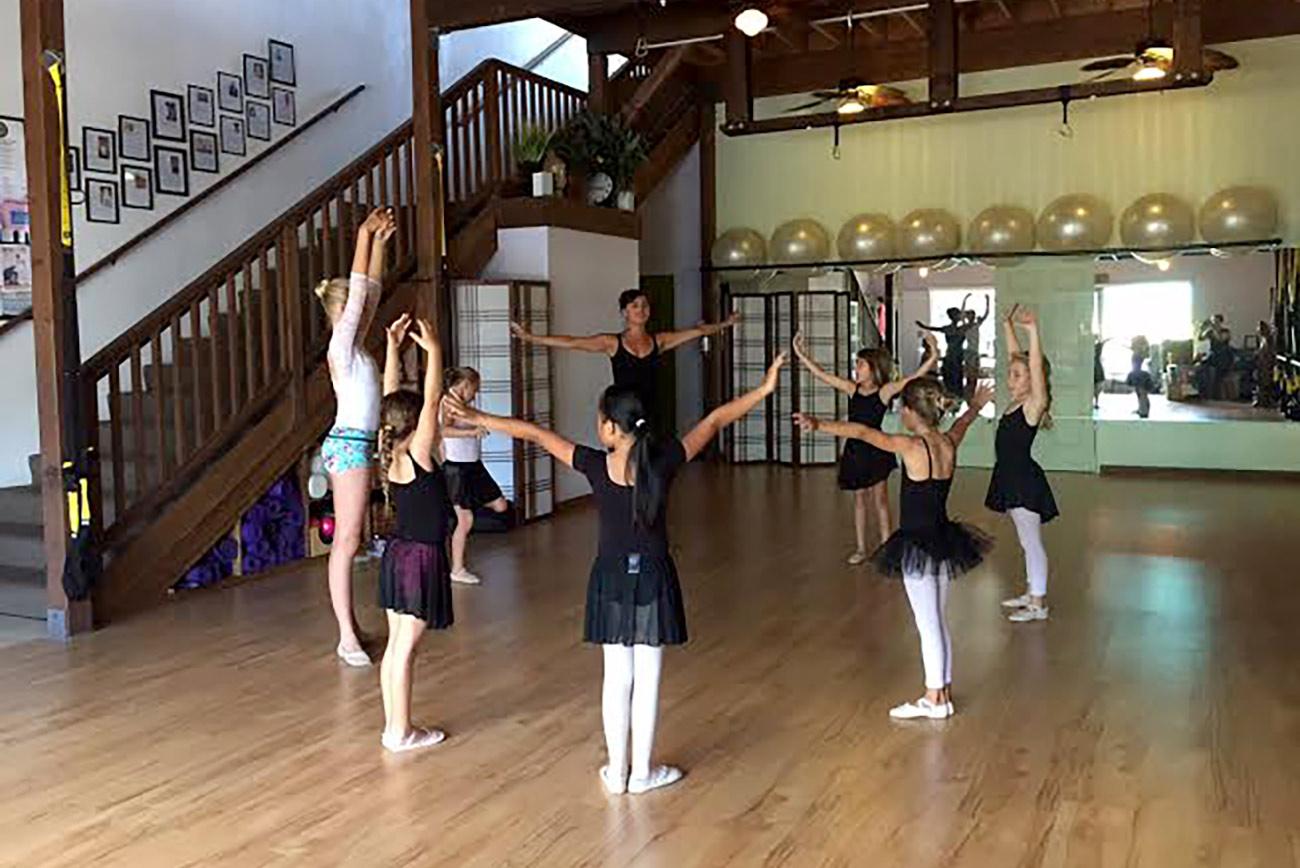 Keiki & Junior Ballet