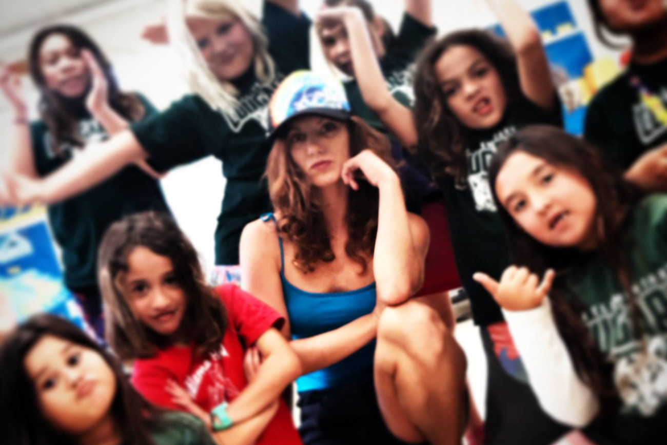 Keiki Hip Hop Dance & Creative