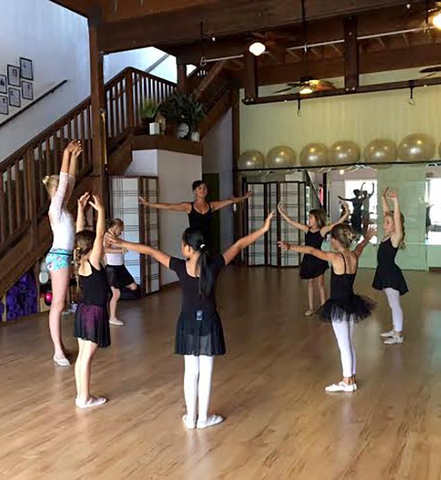 kids ballet dance classes