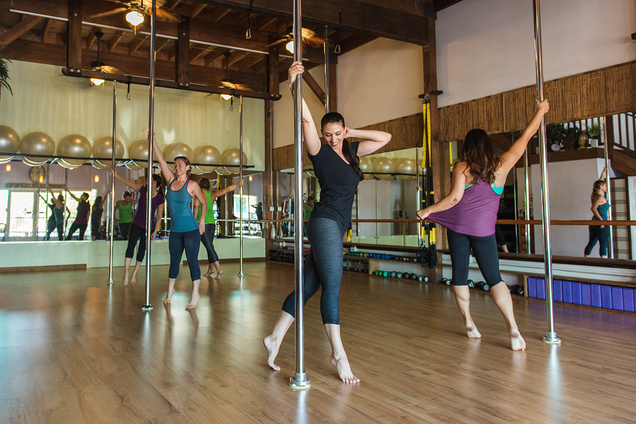 Pole Dance Fitness for Beginners