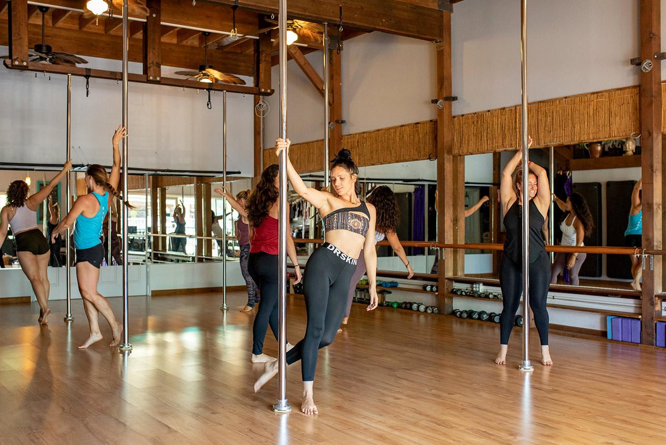 Pole Dance Beginner Series