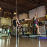 Pole Dance Fitness Mixed Level
