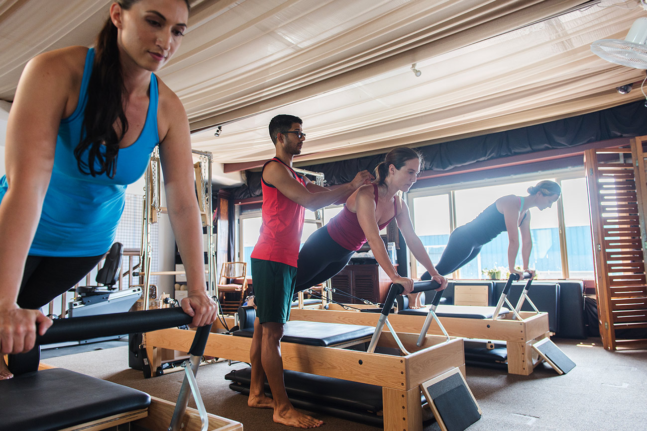Reformer Pilates – All Levels