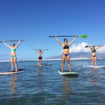 SUPilates / SUP Yoga