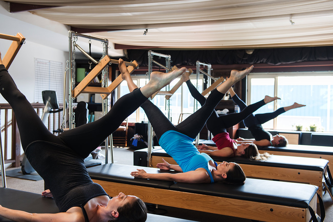 Peak Pilates® Bridge Program