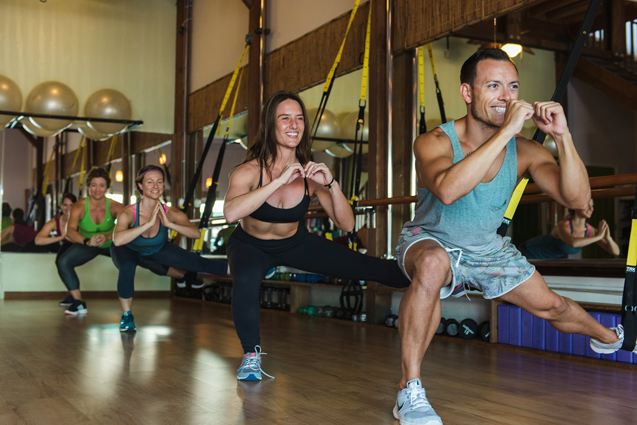 TRX Suspension Plus