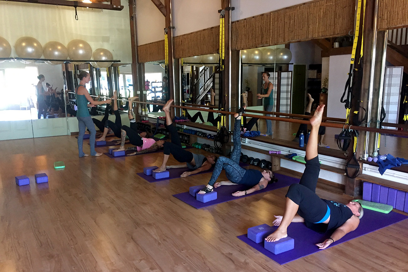 Group Classes - Body In Balance
