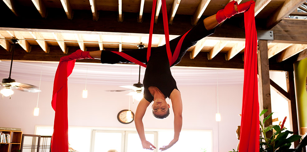 Aerial Intensive Weekend - Aerial Silks
