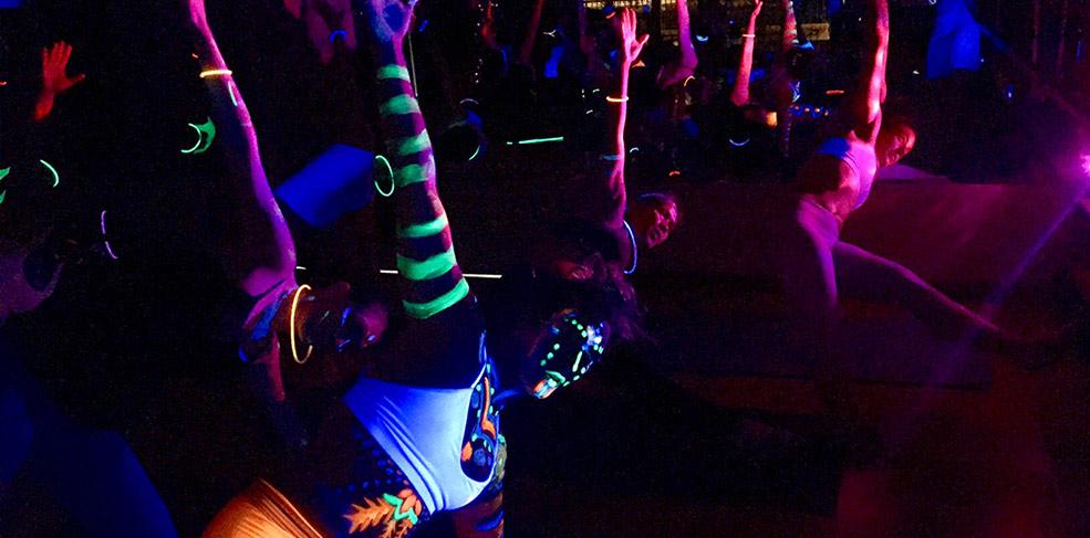 Buit Glow Yoga