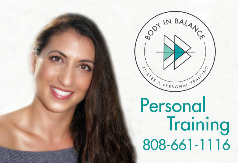 personal training maui