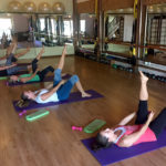 Mat Pilates Body Sculpt