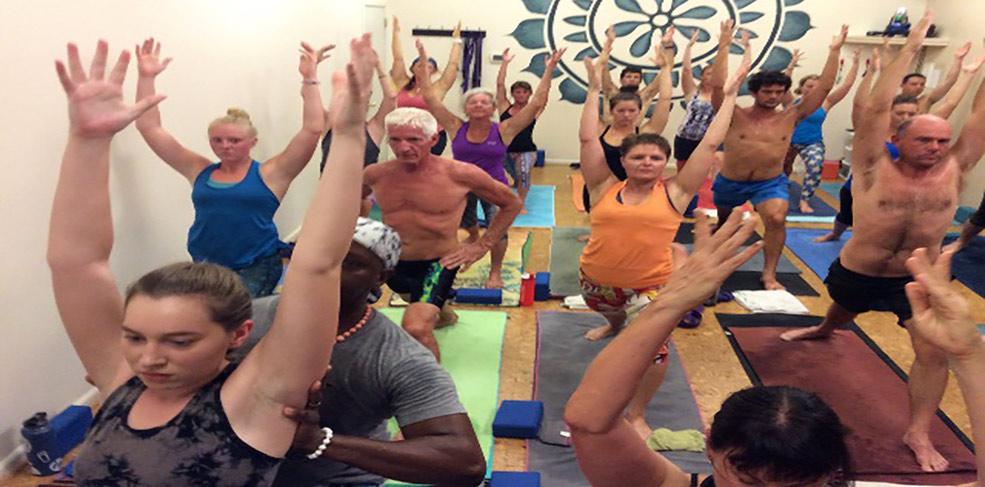 Lahaina Yoga Weekend ZFlow Yoga