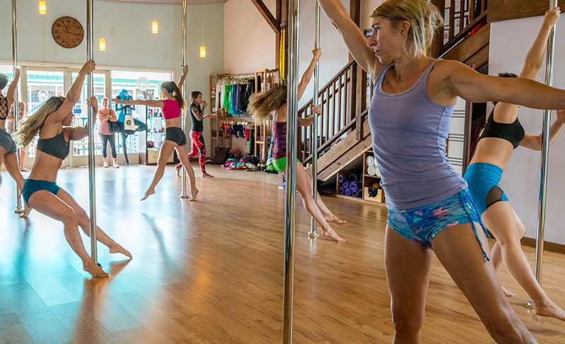Beginner's Pole Dance Series