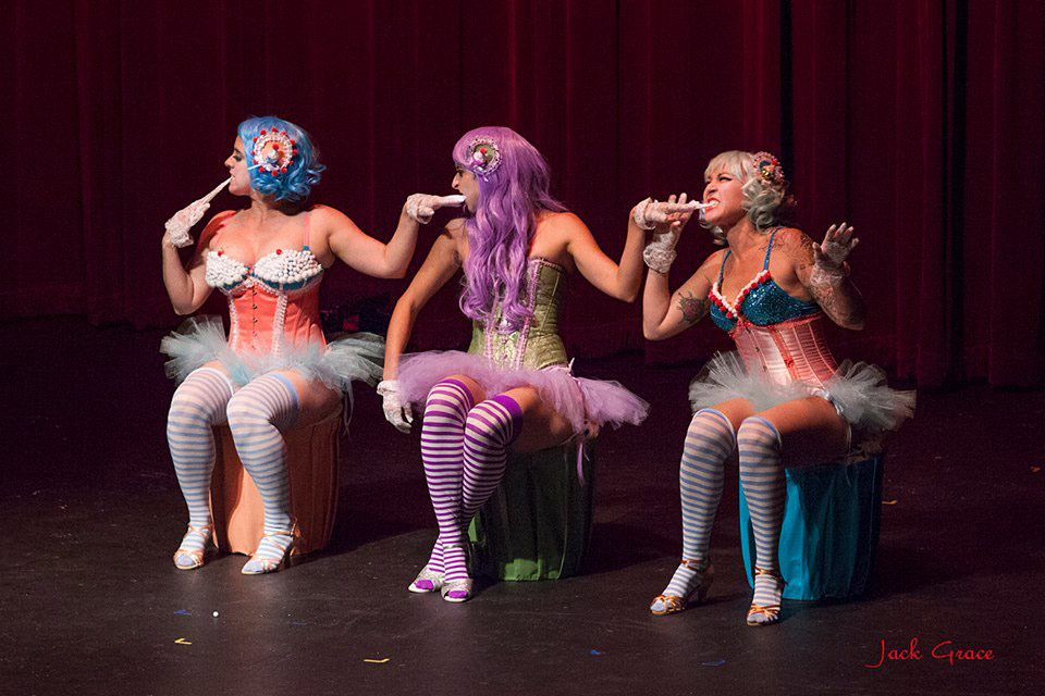 Burlesque for Beginners Series