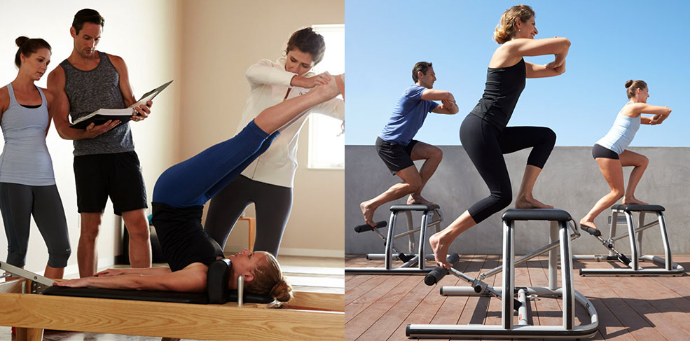 Peak Pilates Training Level I Module 2