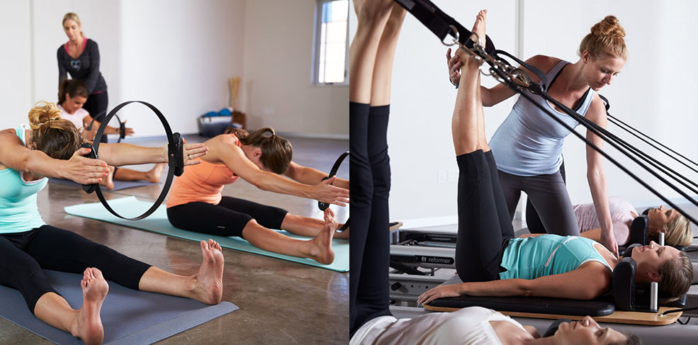 Peak Pilates Training Level I Module 3