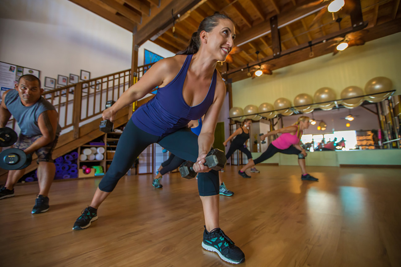 Muscle Up: Aging and Weight Training