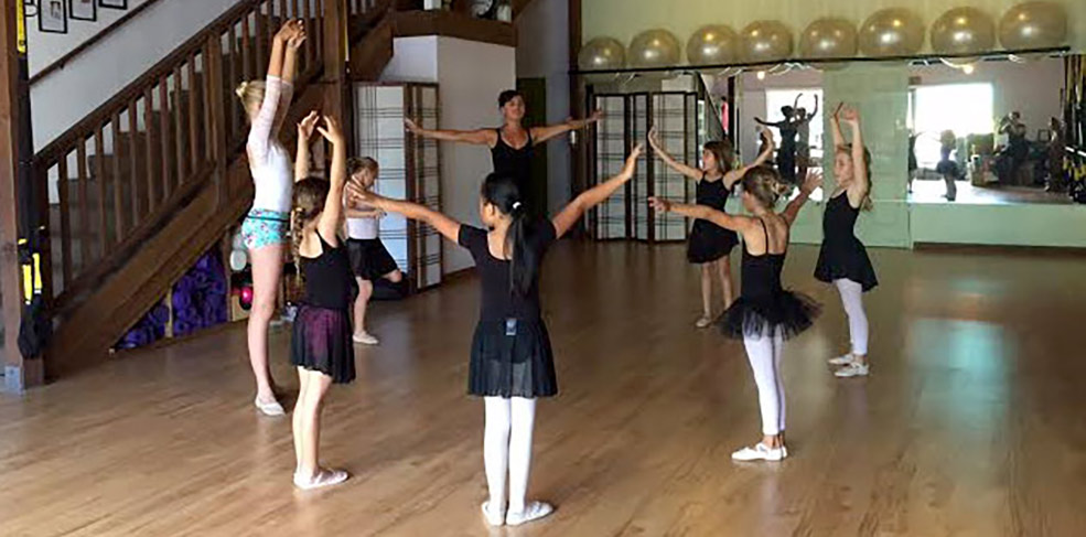 Kid's Ballet Summer 2018