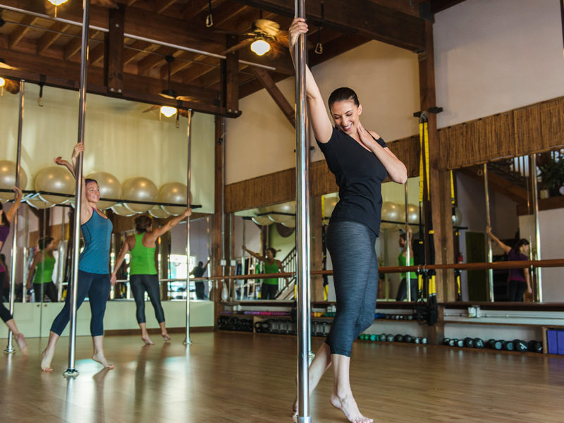Intro to Pole Sequence