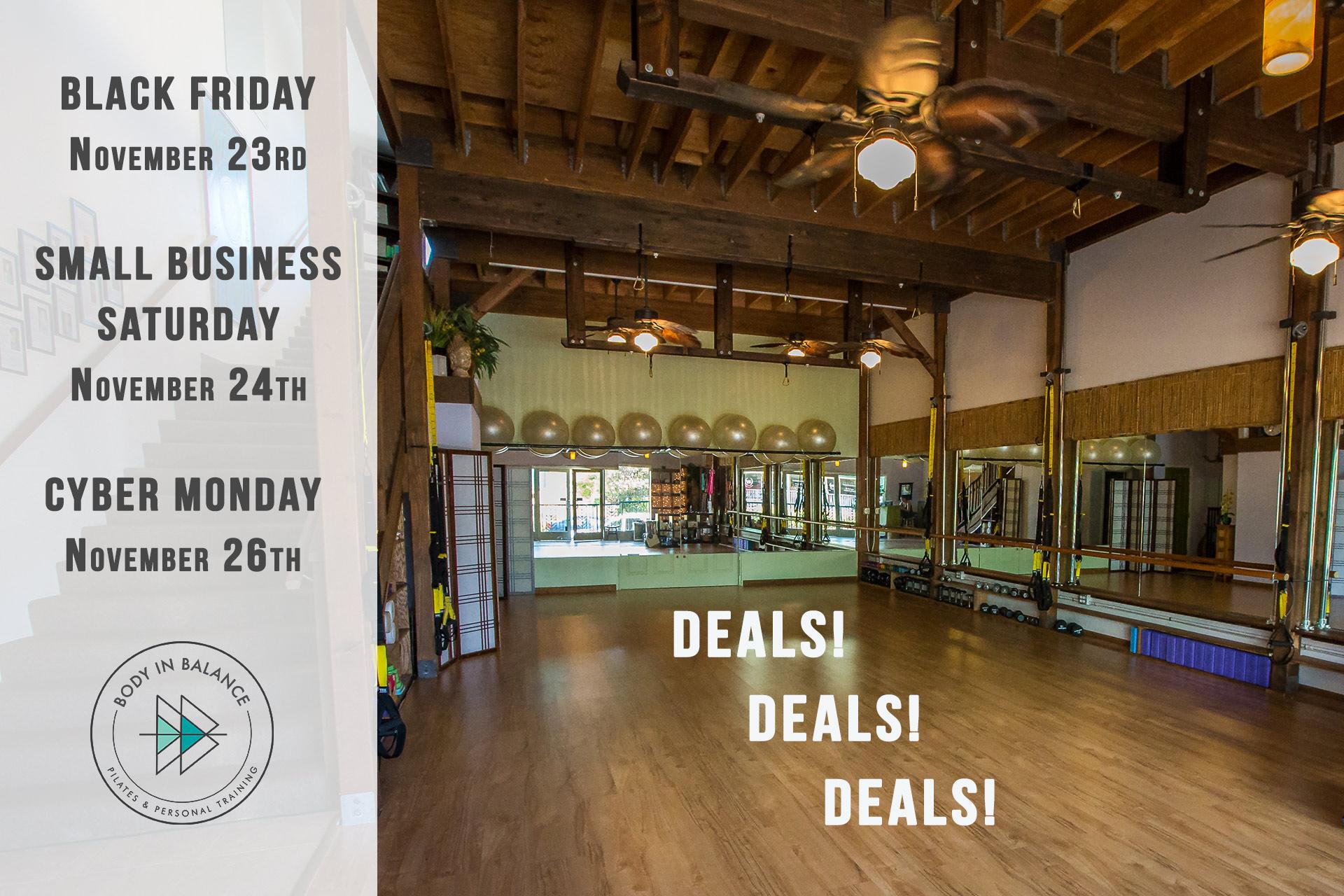 Deals! Deals! Deals!