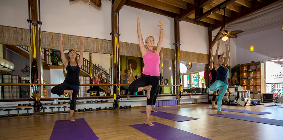 Yoga Sculpt New Class