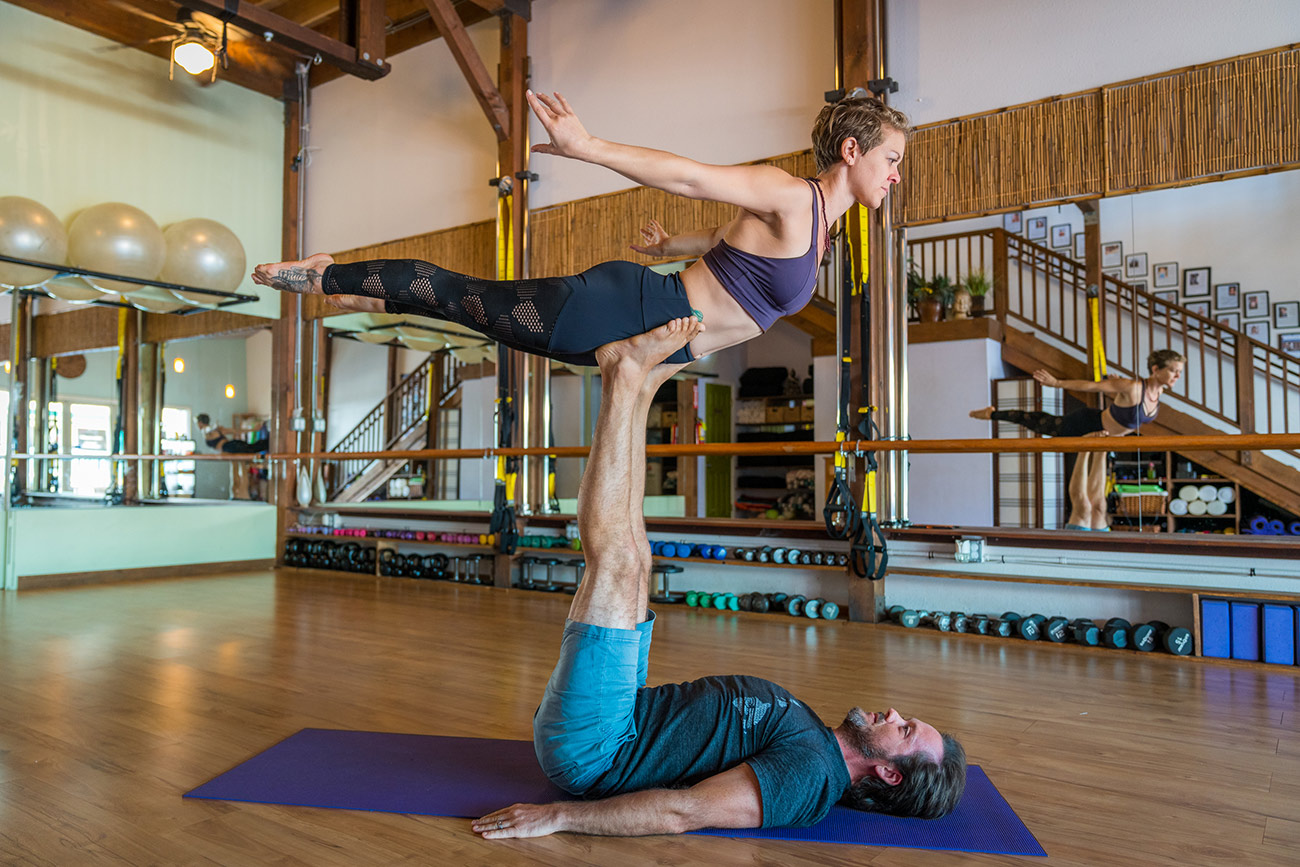Acro Yoga Workshop Series