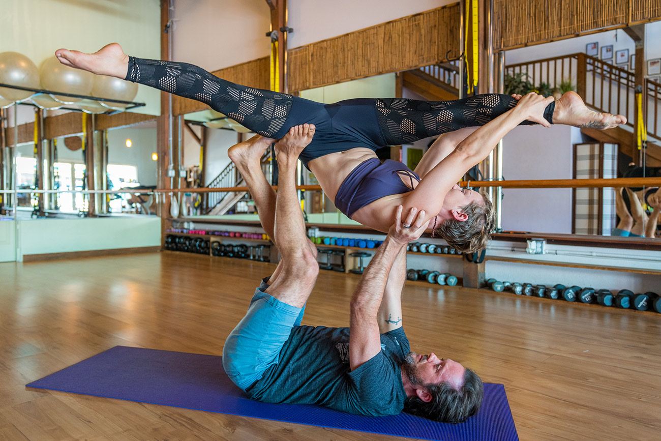 Sunday Acro Yoga Workshop Series - Body In Balance