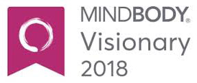MINDBODY Visionary Award Winner