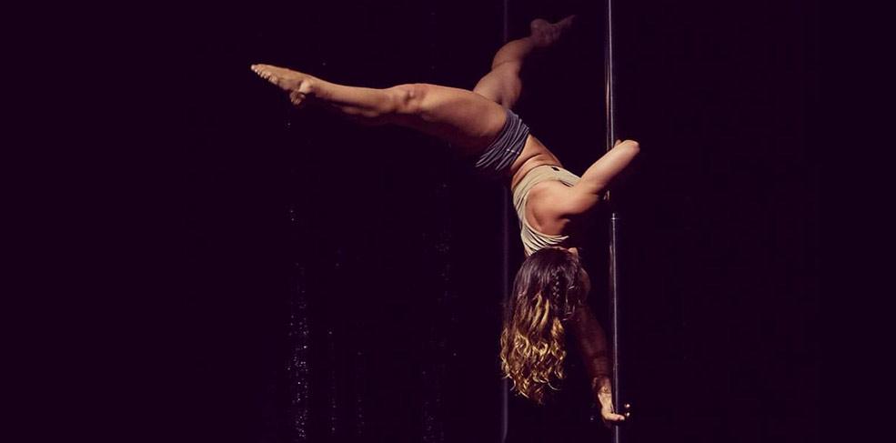 Sexy Aerial Pole Choreo