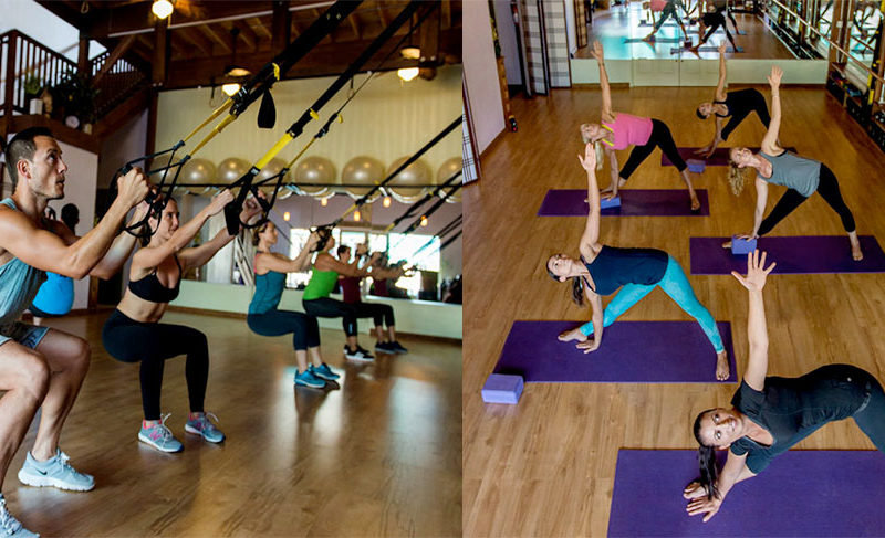 8-Week Bootcamp with Power Yoga