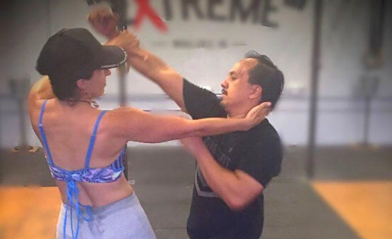 8-week Empowerment Self-Defense Series