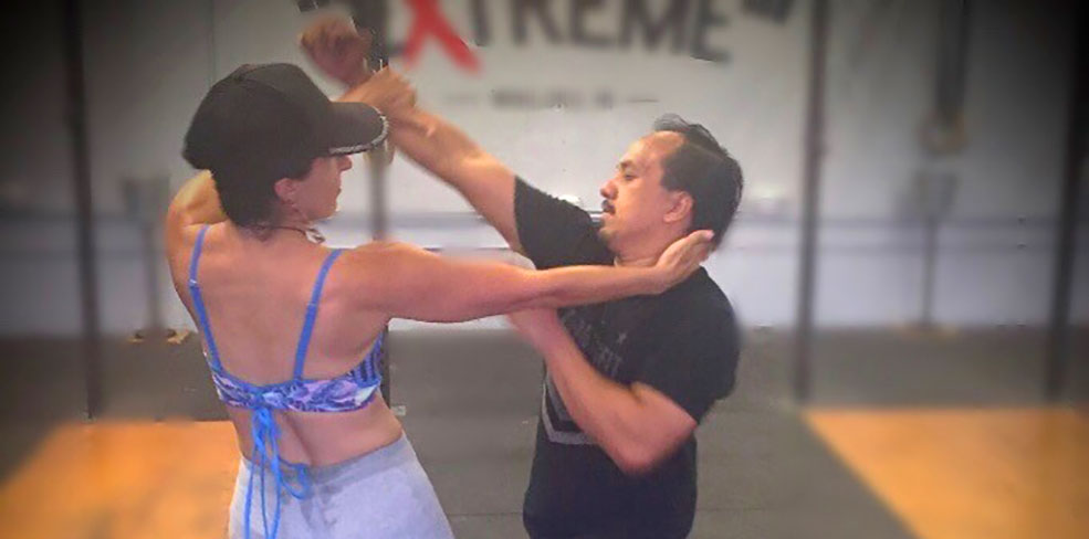 8-week Empowerment Self-Defense Series