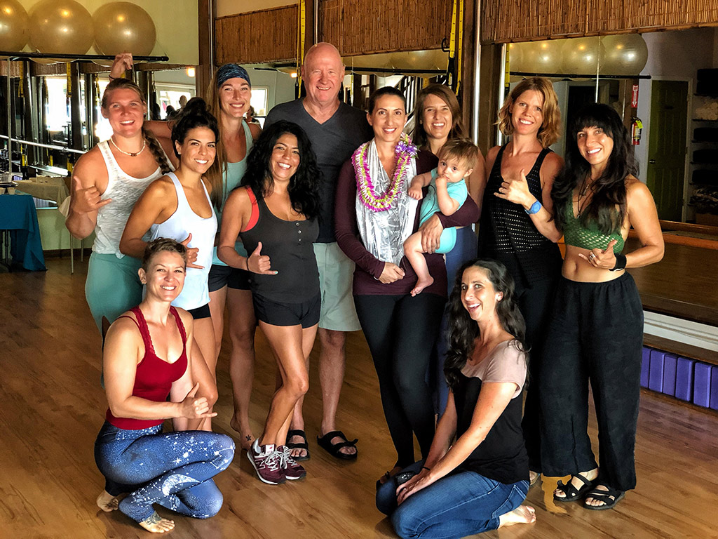 Body in Balance Instructors