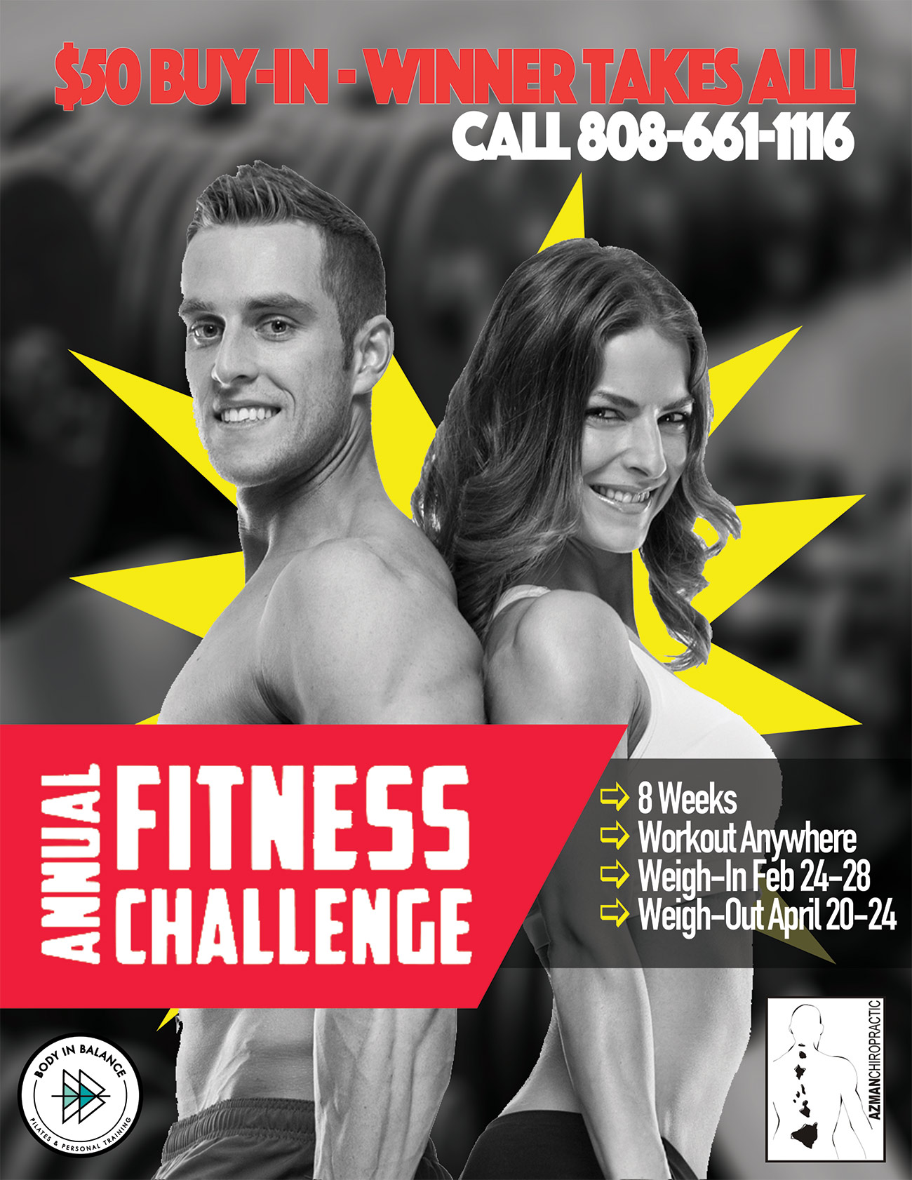 Annual Fitness Challenge 2020