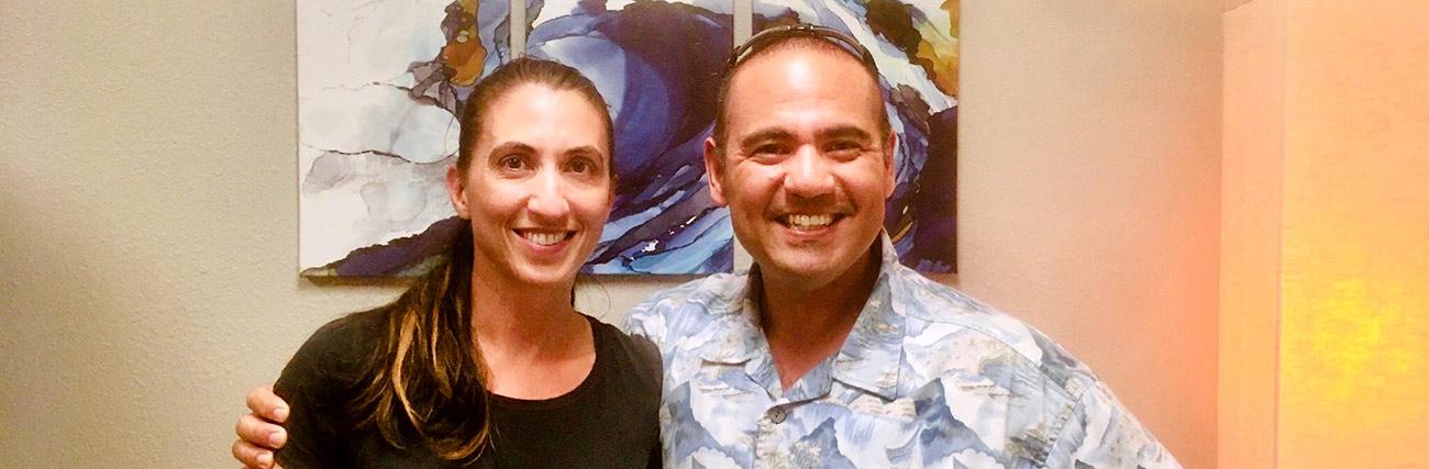 Amanda Furgiuele & Dr. Dain Azman