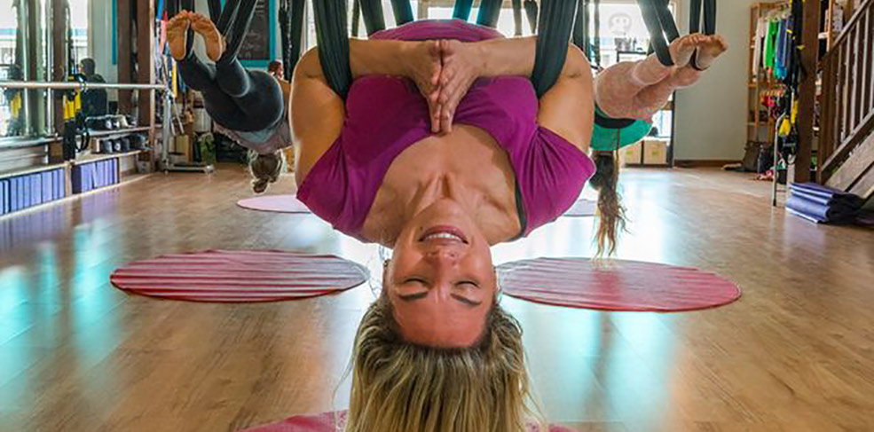 Intro to Aerial Yoga Play