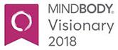 MINDBODY Visionary Award Winner 2018